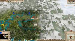 Aggressors screenshots - 3D Turn Based Strategy - Deep forest