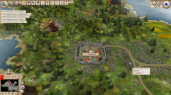 Aggressors screenshots - 3D Turn Based Strategy - City improvements