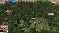 Aggressors screenshots - 3D Turn Based Strategy - Animals in game
